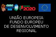 Logo União Europeia Fundo Europeu de Desenvolvimento Regional