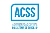 Logo Administração Central do Sistema de Saúde