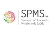 Logo Serviços Partilhados do Ministério da Saúde